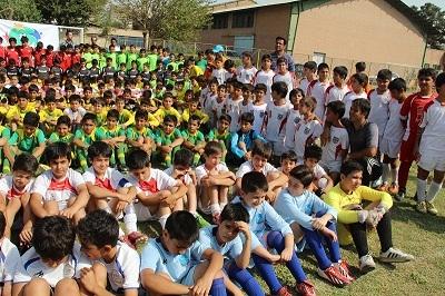 اسامی منتخبین جشنواره مدارس فوتبال زیر11 و 10 سال