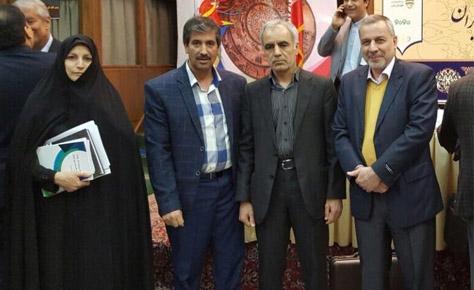 هیئت فوتبال استان تهران انتخاب بهاروند و صوفی زاده را تبریک ...