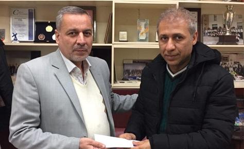 رئیس کمیته پزشکی هیئت فوتبال استان تهران منصوب شد
