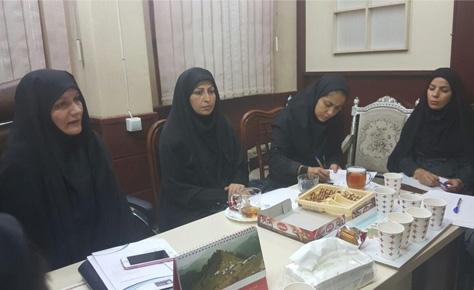 مسابقات بانوان امیدهای تهران قرعه کشی شد