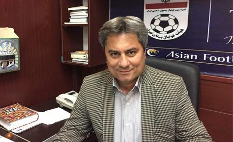 عابدینی: بازیکنان عامل ایجاد تنش بودند / داوری و برگزاری مشکلی نداشت