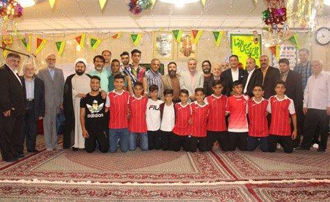 شصت و هفتمین هیات مذهبی جامعه اسلامی برگزار شد