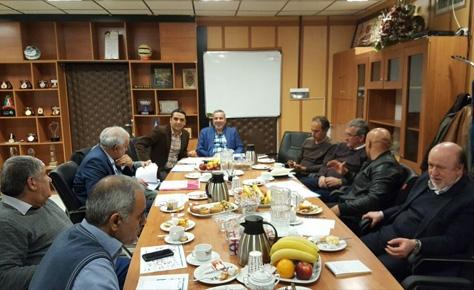 جلسه هم اندیشی سازمان لیگ با آسیایی ها برگزار شد