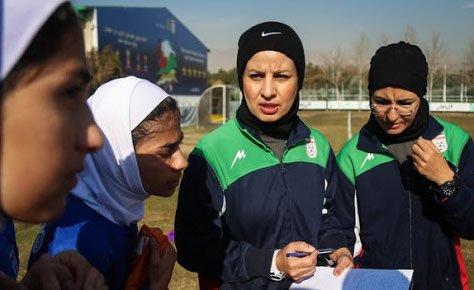 برگزاری بازی دوستانه تیم ملی زیر 20سال بانوان با تیم بادرود تهران