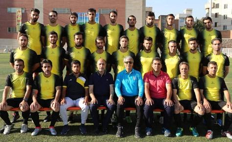 اختتاميه كلاس مربيگري فوتبال درجه c ايران در شمال شرق تهران