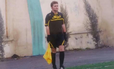 نجات جان یک فوتبالیست توسط کمک داور استان تهران