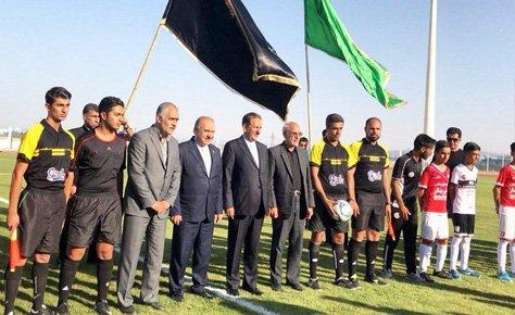 افتتاح ورزشگاه 7 هزار نفری اسلامشهر با حضور جهانگیری و سلطانی فر