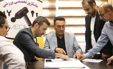 استراماچونی قرارداد خود را در هیات فوتبال ثبت اولیه کرد