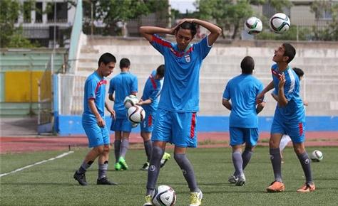 10 تهرانی به اردوی تیم ملی زیر 16 سال دعوت شدند