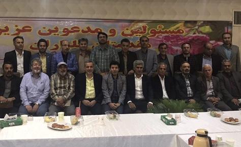 بیست و دومین همایش فوتبال استان تهران برگزار شد