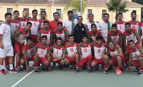 برگزاری اردوی تیم ملی نوجوانان با حضور هفت بازیکن تهرانی
