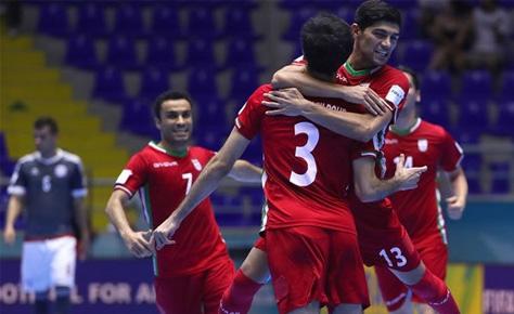 سه بازیکن ایرانی نامزد بهترین بازیکن فوتسال آسیا شدند