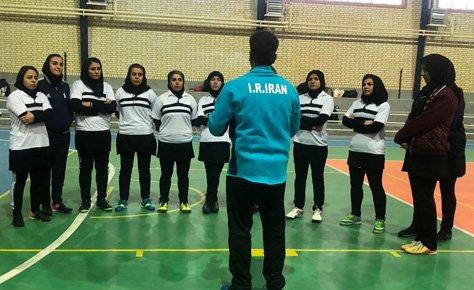 کلاس مربیگری سطح یک فوتسال بانوان برگزار شد