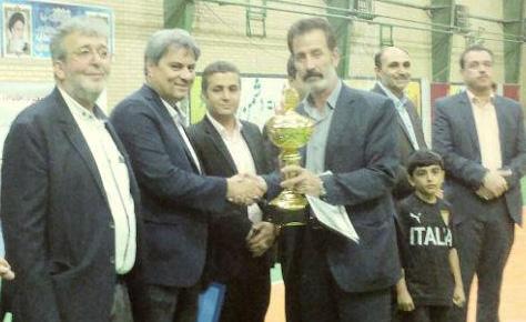 منتخب حسن آباد قهرمان جام رمضان توابع شد