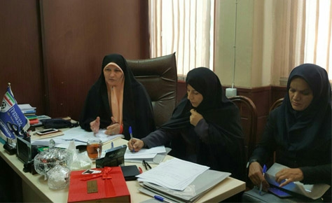 جلسه هم اندیشی نواب رؤسا و مسئولین کمیته بانوان تهران برگزار شد