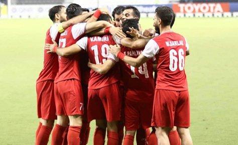 پیام تبریک هیات فوتبال به مناسبت صعود پرسپولیس به نیمه نهایی