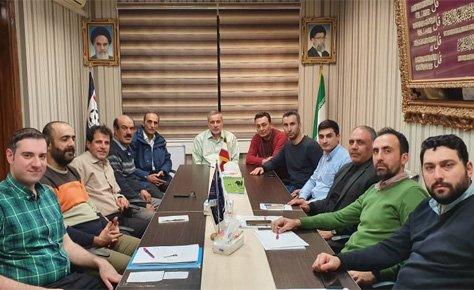 کمیته نظارت بر هفته های پایانی مسابقات تشکیل شد