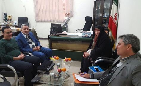 جلسه هیئت رئیسه در باقرشهر برگزار شد