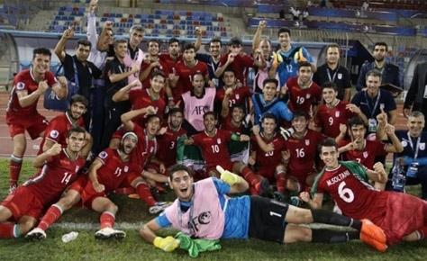 ایران با اقتدار به جام جهانی ۲۰۱۷ صعود کرد