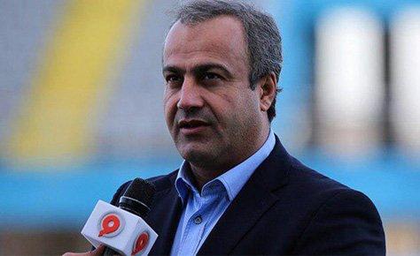 تبریک هیات فوتبال برای رئیس حوزه جنوبغرب در مسئولیت جدید