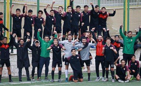 تبریک هیات فوتبال به تیم کیا قهرمان لیگ برتر نوجوانان