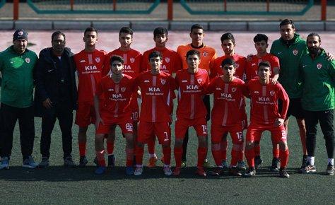 تبریک هیات فوتبال به کیا قهرمان لیگ برتر نوجوانان