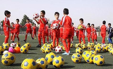 تعطیلی و پلمپ ۱۱۶ مدرسه فوتبال غیرمجاز