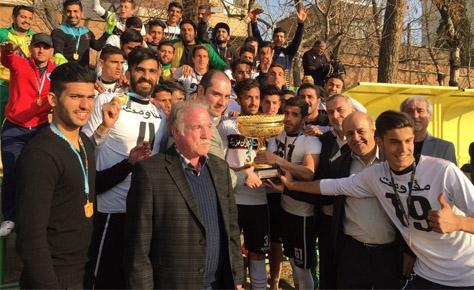 مقاومت قهرمان جام حذفی تهران شد