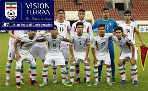 حریفان ایران در مسابقات مقدماتی قهرمانی نوجوانان آسیا مشخص شدند