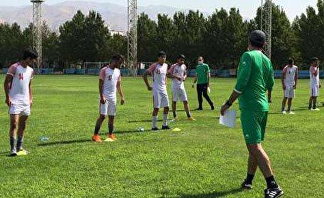 چهارده بازیکن از لیگ تهران به تیم ملی نوجوانان دعوت شدند