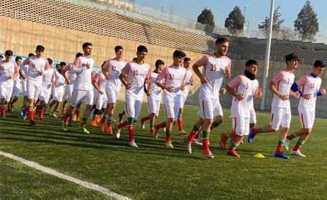 شانزده بازیکن از لیگ تهران به تیم ملی نوجوانان دعوت شدند