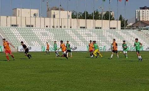 برگزاری اردوی آماده سازی تیم ملی نونهالان در کرج