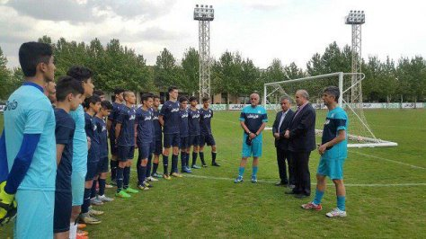 یازده بازیکن تهرانی به تیم ملی نونهالان دعوت شدند