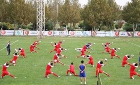 اردوی آماده ساری تیم ملی نونهالان زیر 14 سال برگزار می شود