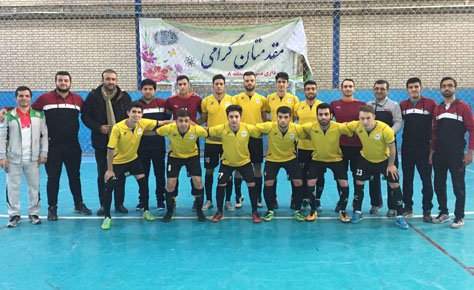 صعود پاس تهران به لیگ دسته اول فوتسال کشور