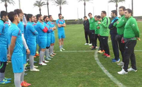 شش بازیکن تهرانی به اردوی تیم ملی جوانان دعوت شدند
