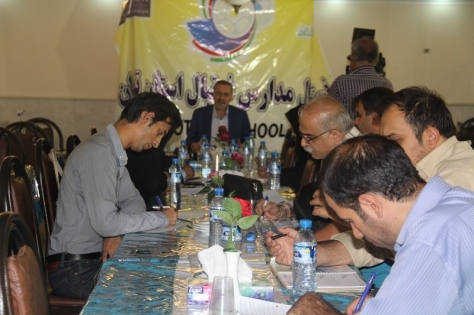 نشست خبری فستیوال مدارس فوتبال تهران برگزار شد