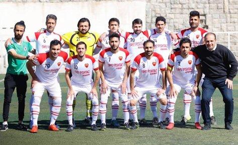 تبریک هیات فوتبال به تیم آسیا پیشتاز رادین قهرمان لیگ دسته اول بزرگسالان