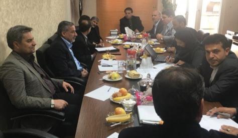 جلسه رؤسای هیات های فوتبال کشور با دبیرکل فدراسیون برگزار شد