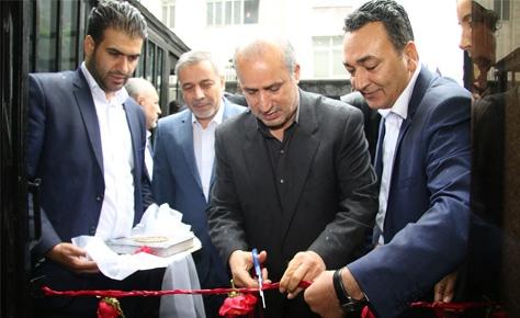 ساختمان جدید هیات فوتبال افتتاح شد