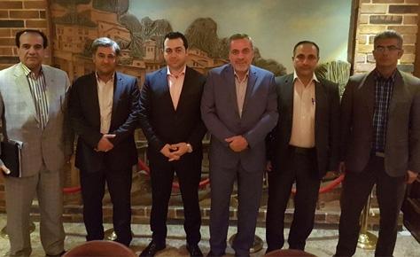 اولین جلسه رسمی اعضای جدید کمیته انضباطی برگزار شد
