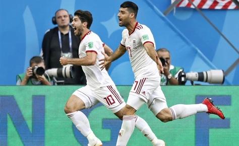 عملکرد درخشان تیم ملی / حذف از جام2018 به خاطر یک امتیاز