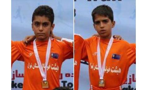 دو استعداد تهرانی به تیم ملی زیر 14 سال دعوت شدند