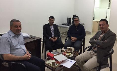 برگزاری جلسه رؤسای کمیته پزشکی فدراسیون و هیئت فوتبال با دکتر شیرازی