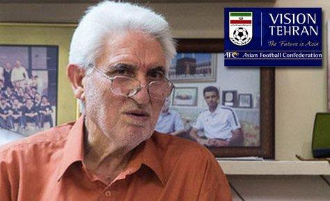 مراسم شب هفتم مرحوم خوشخوان توسط هیات فوتبال برگزار میگردد