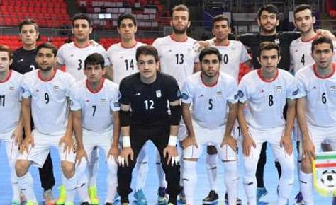 تبریک هیئت فوتبال بابت قهرمانی تیم ملی فوتسال زیر 20 سال در آسیا