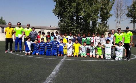 حضور 2 بازیکن تهرانی در اردوی تیم ملی زیر 13 سال