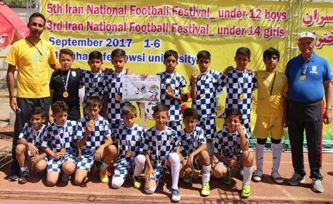 بازیکنان منتخب فستیوال کشوری مشخص شدند
