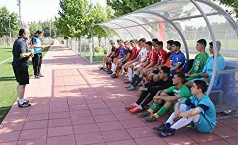 21 بازیکن از لیگ تهران در اردوی تیم ملی زیر 16 سال