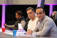 حضور دکتر شیرازی و تیموری در برنامه فینال ستاره ساز